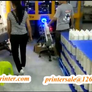6 Color UV Glass Wine bottle Screen Printing Machine