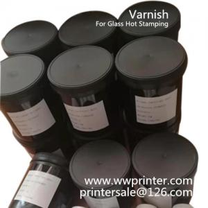 Primer UV ink for Glass/Glass Varnish/Hot Foil Ink